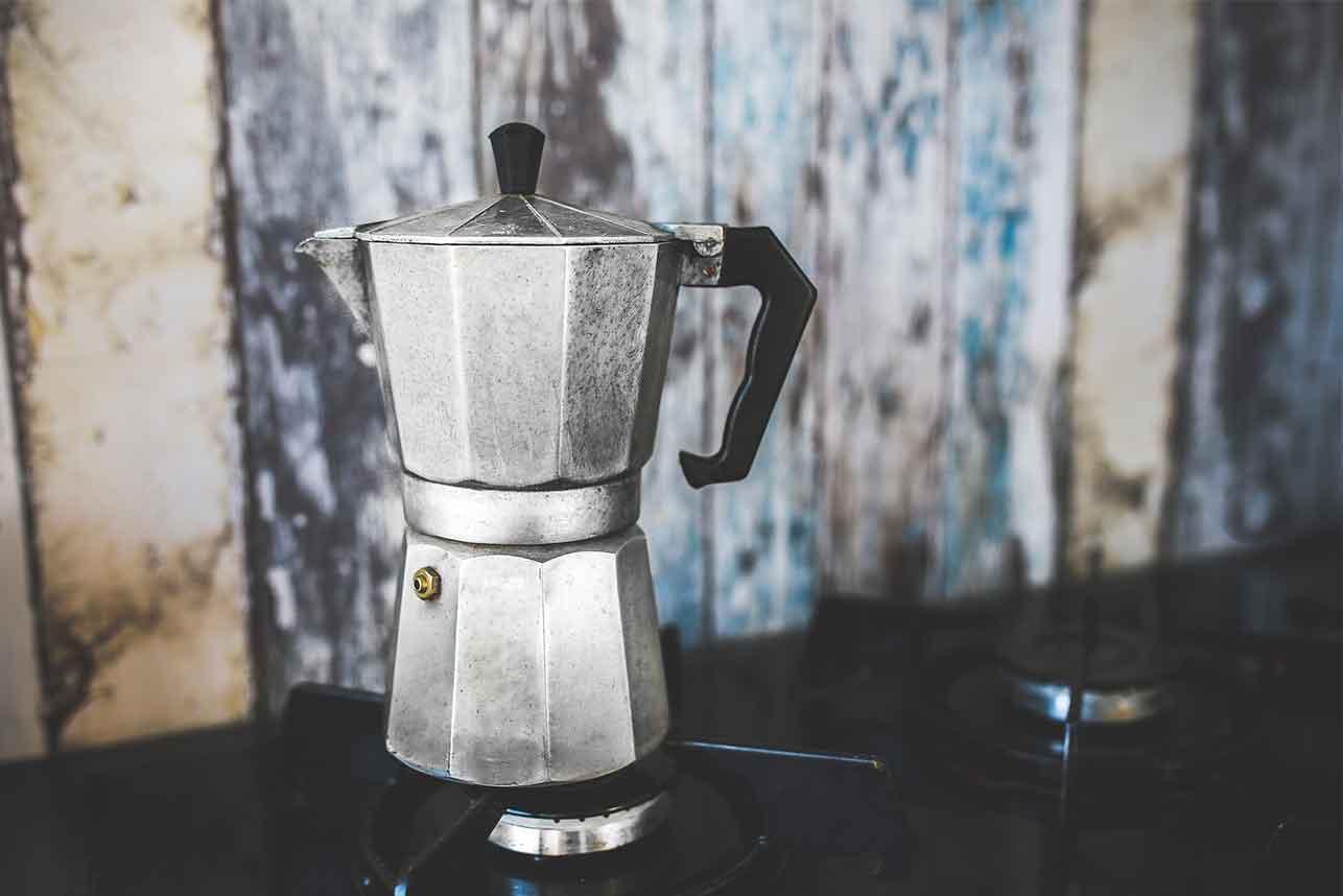 Mocha – a way to make homemade espresso