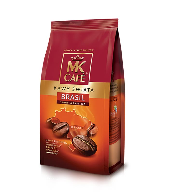 MK Cafe Brasil Coffee Beans