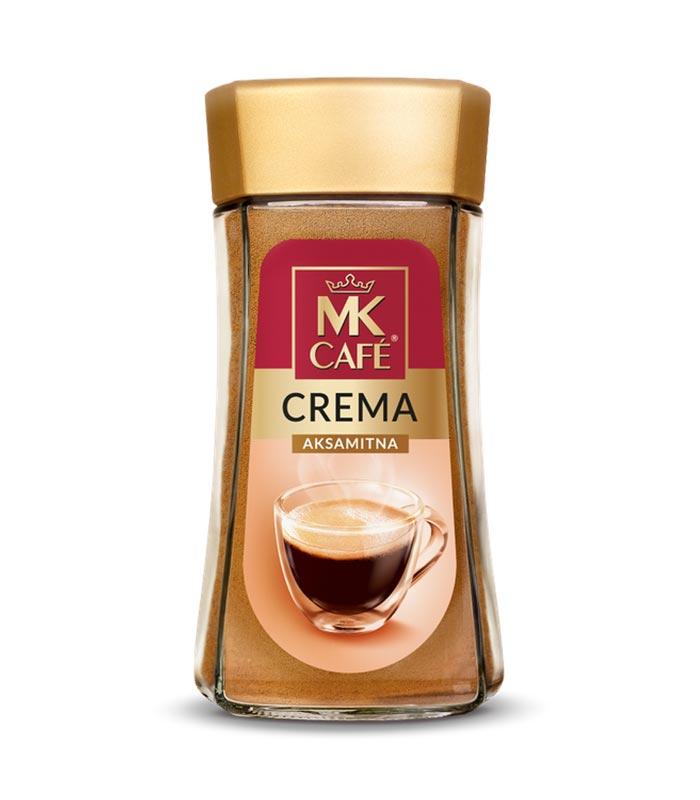 MK Cafe Crema Instant Coffee