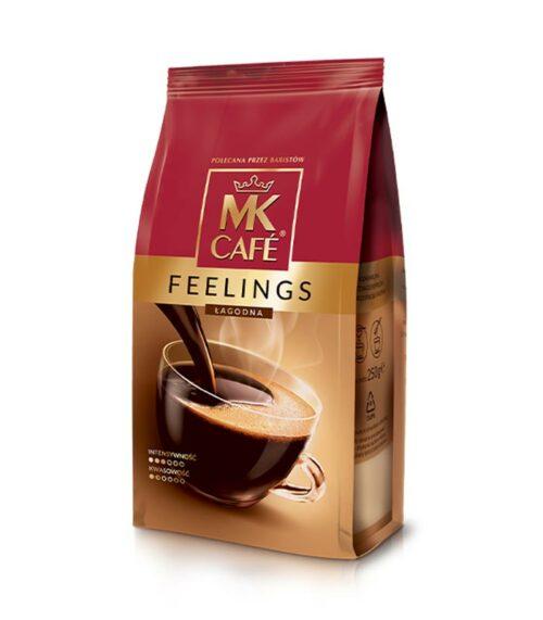 MK Cafe Feelings Ground Coffee