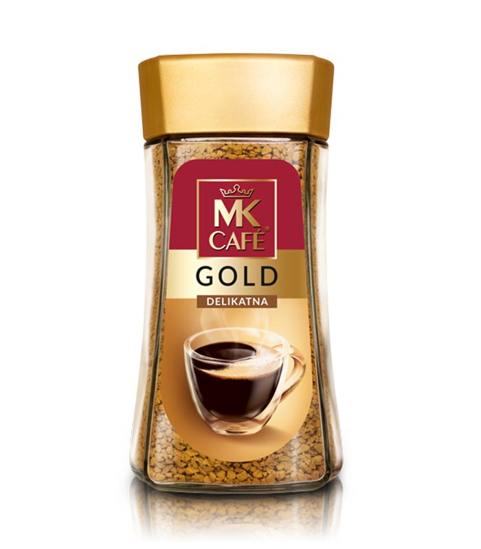 MK Cafe Gold Instant Coffee