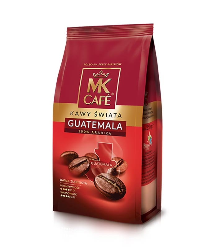 MK Cafe Guatemala Coffee Beans