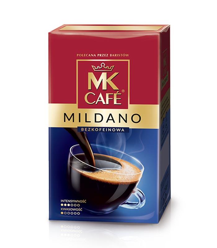 MK Cafe Mildano Ground Coffee