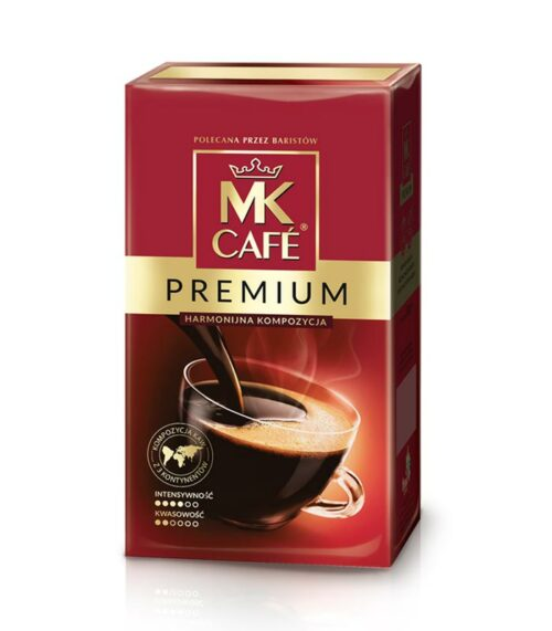 MK Cafe Premium Ground Coffee