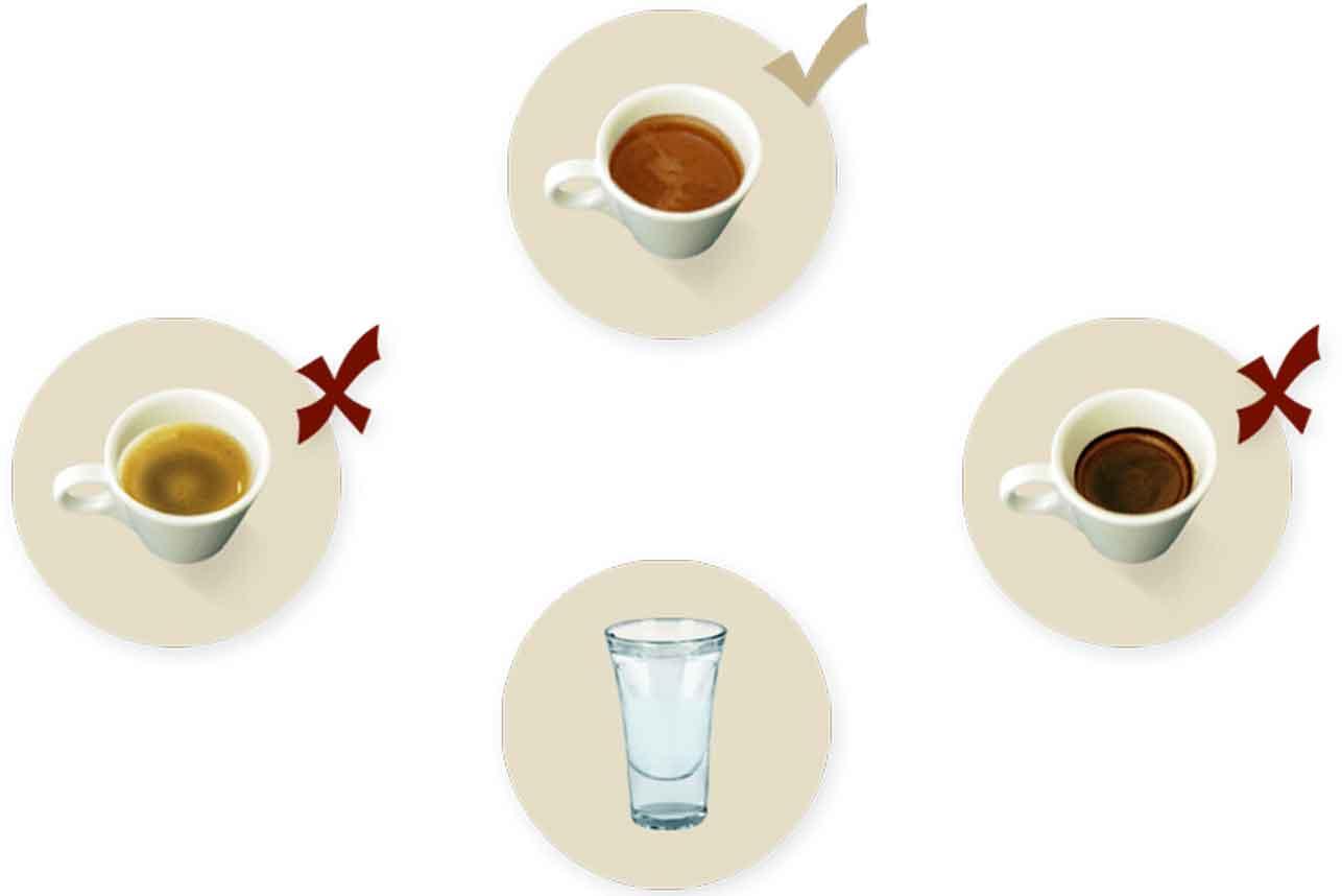 Good quality espresso