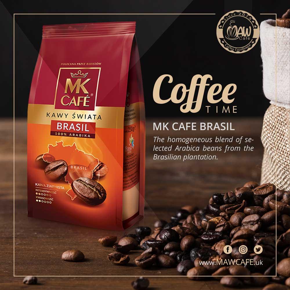 MAW Cafe MK Cafe Brasil